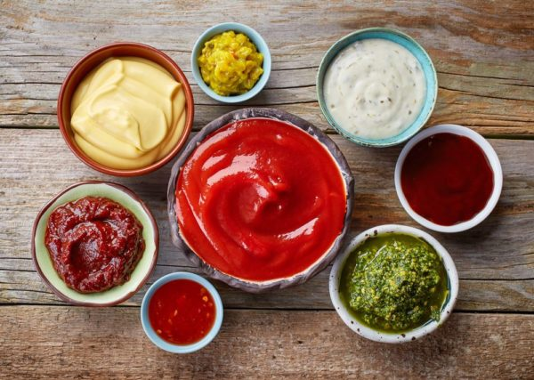 Sauce industrielle ou sauce maison